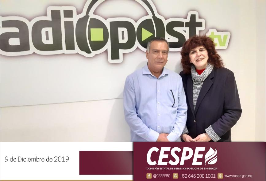 """Entrevista al Director General en programa de TV por Internet """"Martha Elena con Usted"""""""