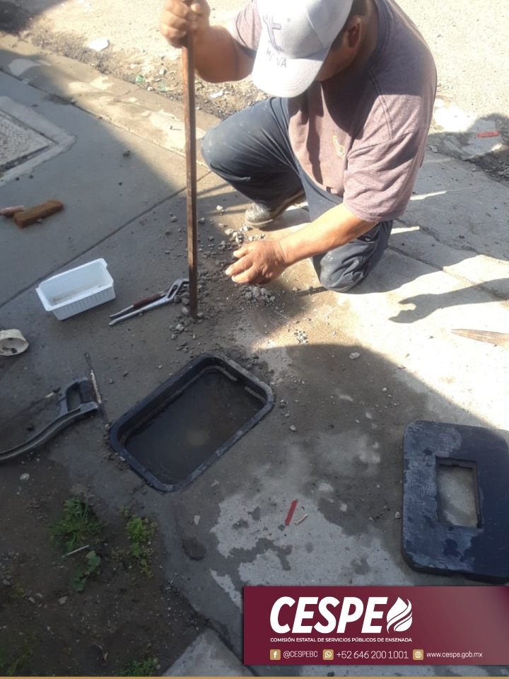 Reincidencia en el clandestinaje de agua en Ensenada.