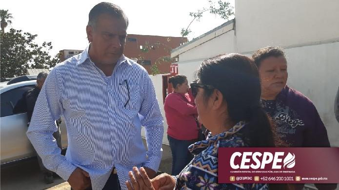 CESPE en diálogo ciudadano para atender las necesidades del pueblo.