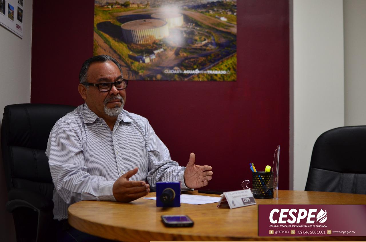 Vandalismo a las instalaciones de CESPE afecta el sostenimiento del servicio.