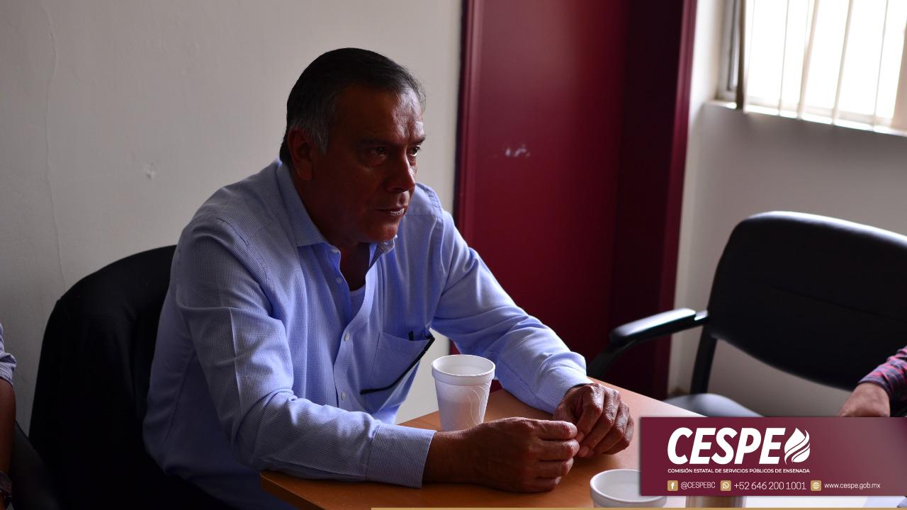 Escuchar y hacer equipo con todo el personal de la CESPE, una prioridad para el Director General.