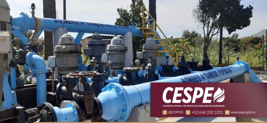 CESPE informa: normalización del Sistema de Flujo Inverso y el pozo M4 de La Misión.