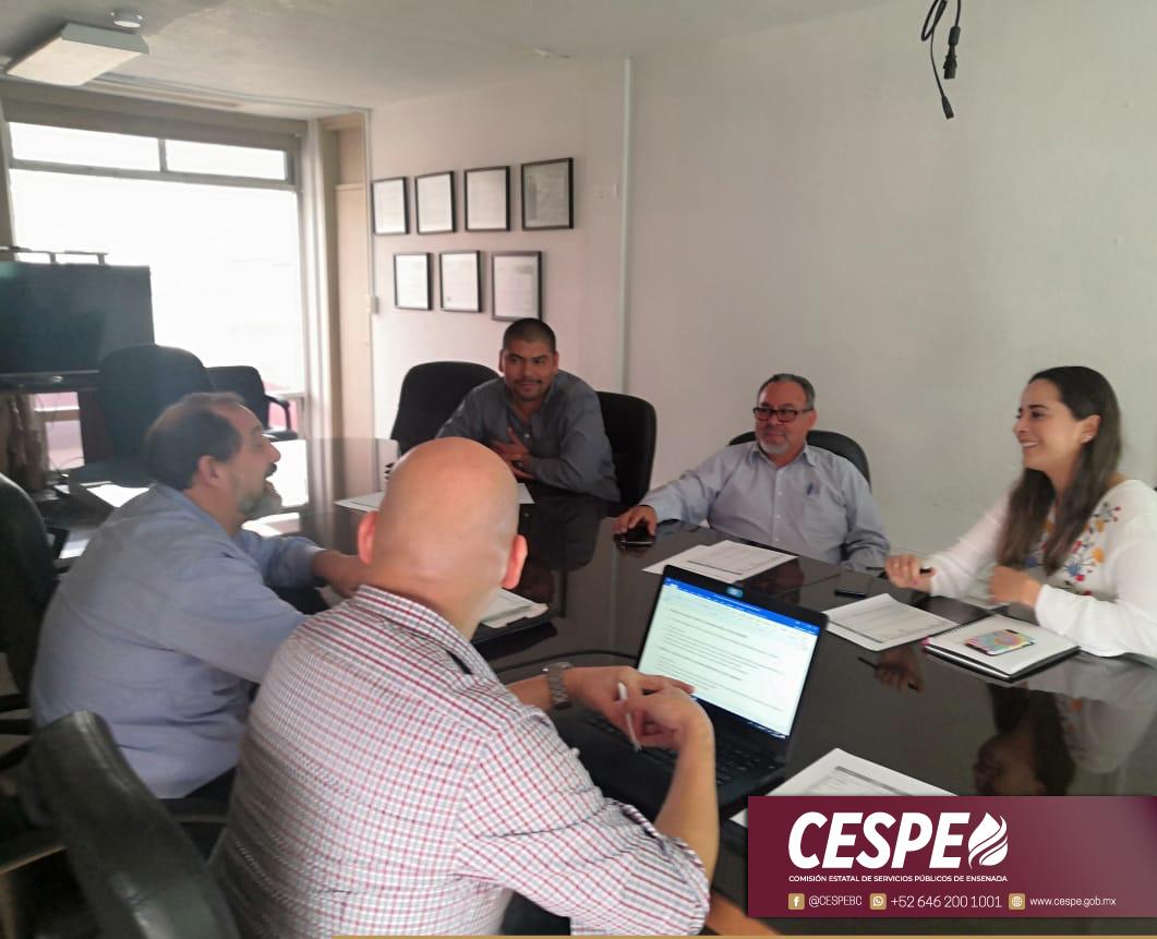 Busca CESPE mayor uso del agua residual tratada en actividades productivas de Ensenada.