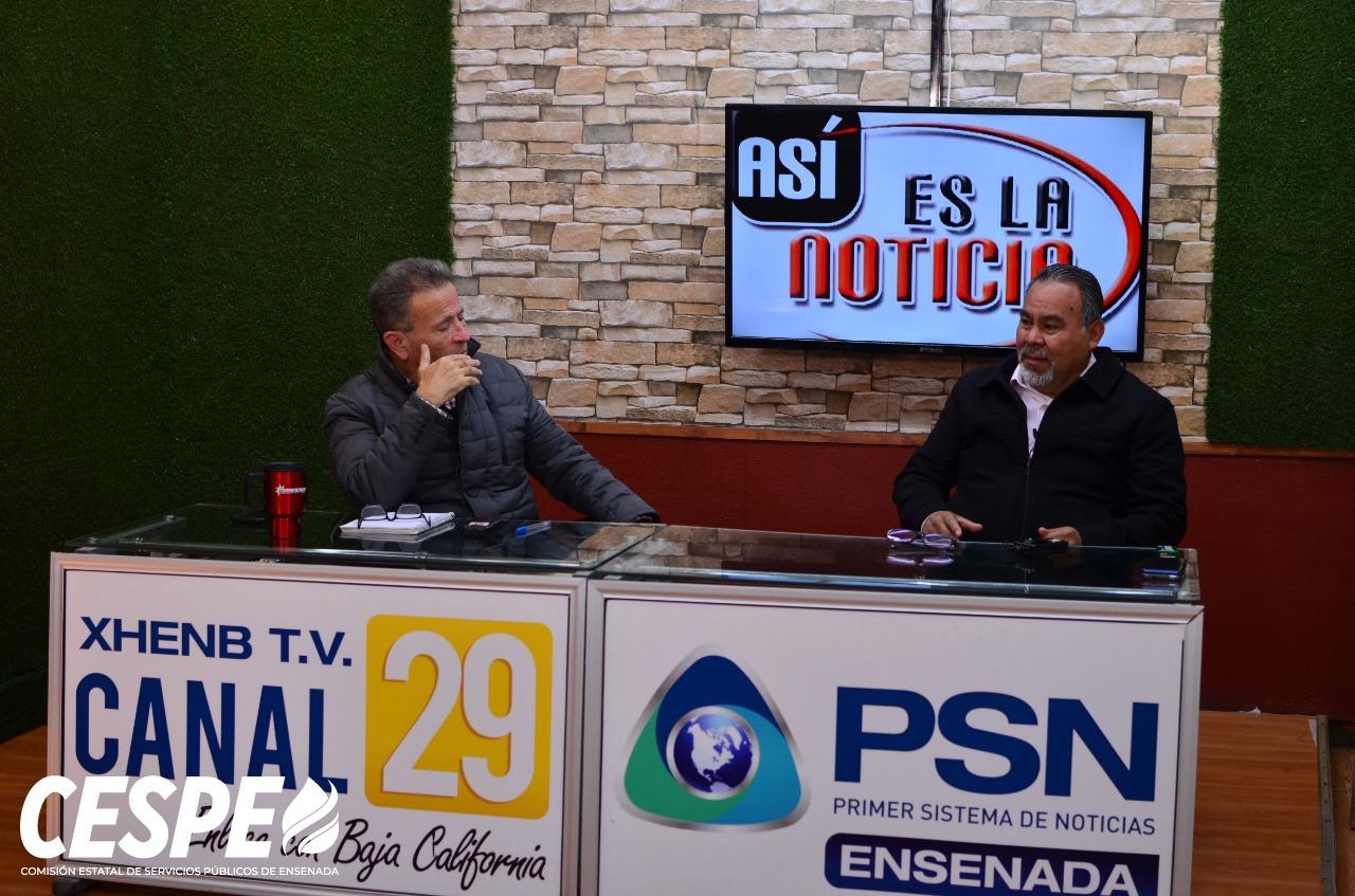 Ante el COVID-19, se encuentra garantizado el abasto de agua para Ensenada.