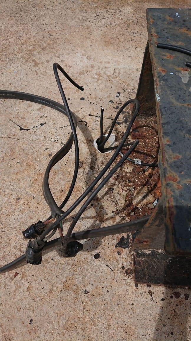 Vandalizan Pozo 7 del Valle de Guadalupe. Trabaja la CESPE en la reparación.