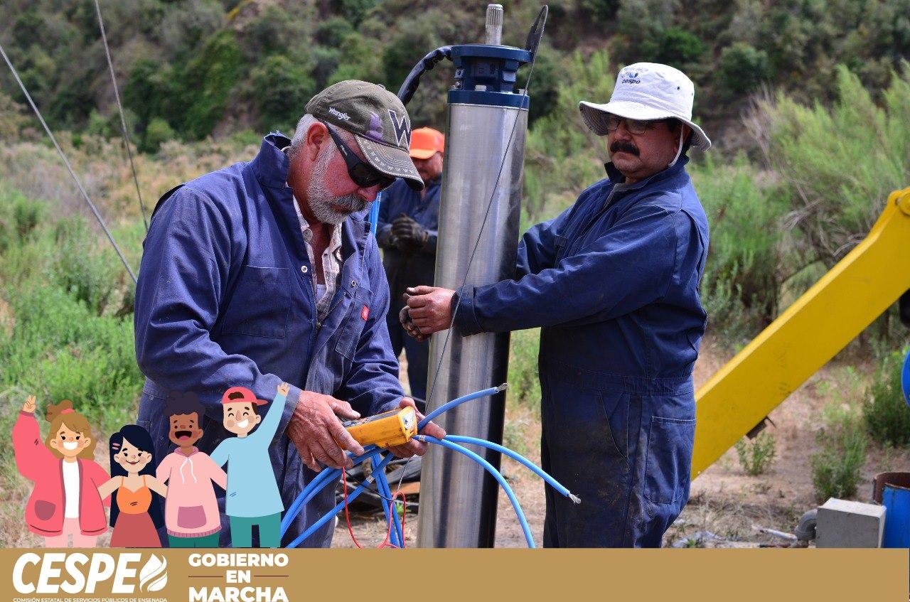 A partir de esta semana, duplica PB 87 La Misión bombeo de agua a Ensenada.