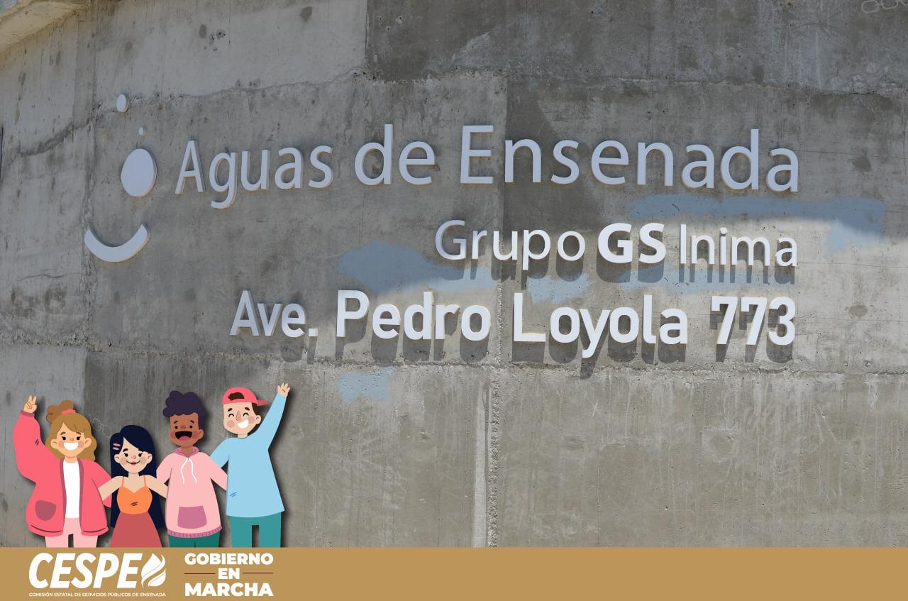 """Anuncia la CESPE paro parcial de la Planta Desaladora """"Aguas de Ensenada"""" por motivos de mantenimiento."""