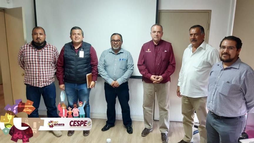 Con el respaldo del Secretario del Agua Lic. Salomón Faz Apodaca, la CESPE hará importantes obras para garantizar el suministro y abastecimiento del agua para Ensenada.