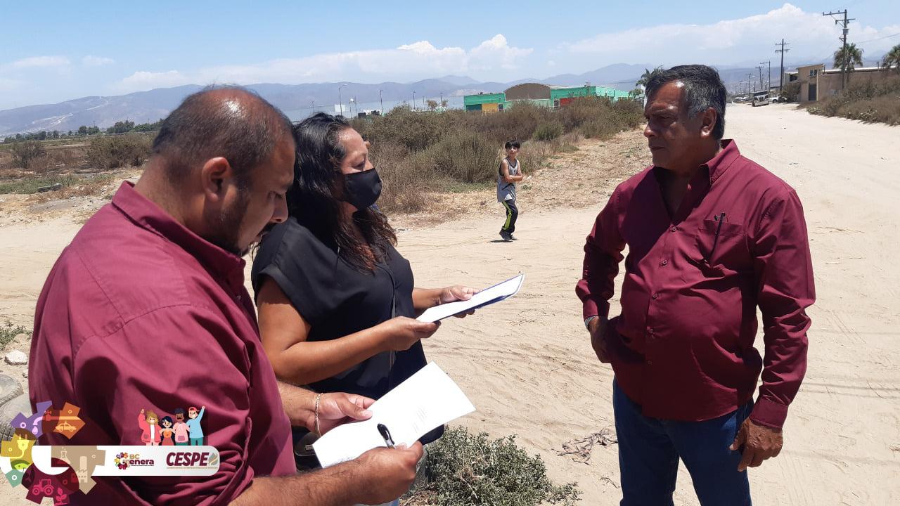 Intensifica la CESPE acciones para garantizar el suministro de agua para Ensenada.