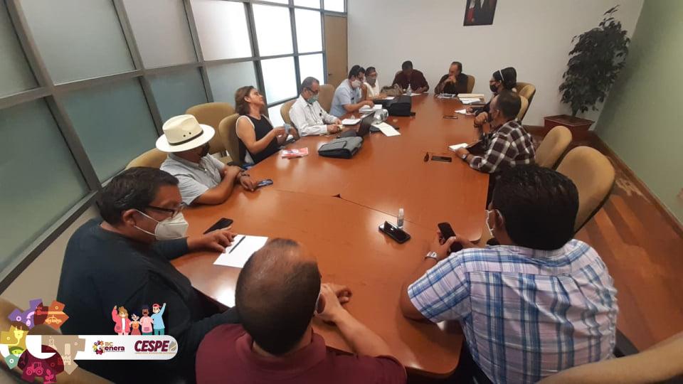 Participa el Director General de la CESPE Ing. Marcelino Márquez en la presentación de la propuesta para la conformación del Observatorio Ciudadano del Agua.
