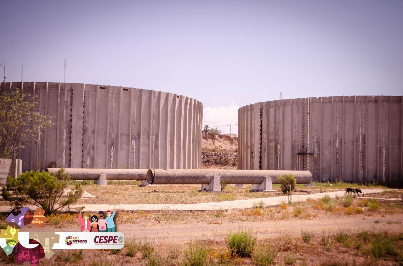 Logra la CESPE reserva óptima en los Tanques Morelos que garantiza el sostenimiento y la continuidad del servicio en toda la zona Norte y Noroeste de Ensenada.