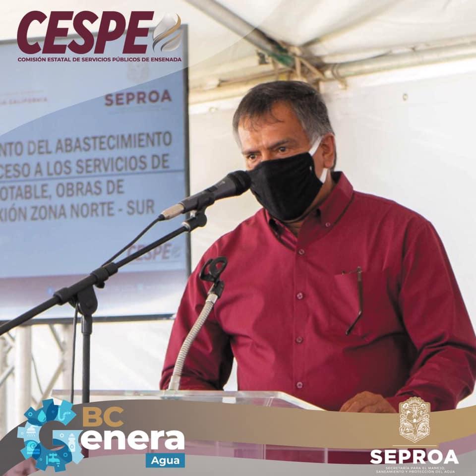 Los sueños se hacen realidad; CESPE anunció hoy la Interconexión de Ensenada.  ¡CESPE hace historia!